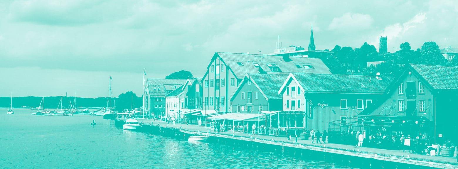 Bryggen i Tønsberg